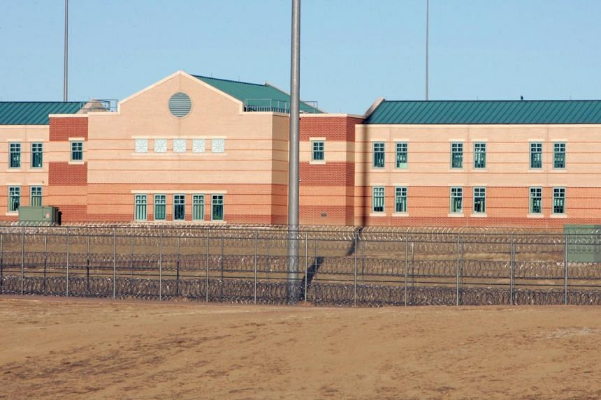 """Nicknamed """"Alcatraz of the Rockies"""", Administrative Maximum Facility in Florence, Colorado, opened in 1994 to house the most dangerous inmates in the US prison system."""