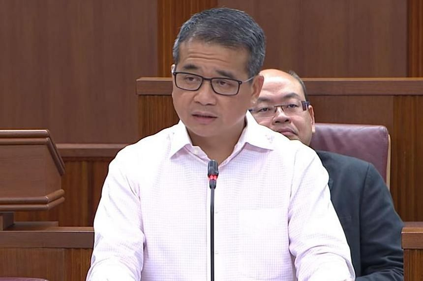 Senior Minister of State for Health Edwin Tong said the Health Ministry will set up more caregiver support networks and make it easier for people to access the services they need.