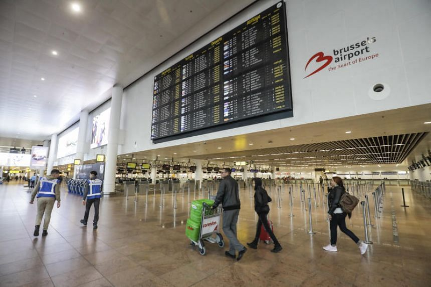 Brussels Airport, the country's busiest hub, said it had planned to handle 591 passenger and cargo departures and arrivals and that the strike would hit some 60,000 travellers.