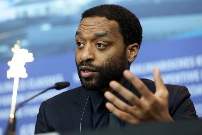 British-Nigerian actor Chiwetel Ejiofor presented his directorial debut The Boy Who Harnessed The Wind at this week's Berlin film festival.