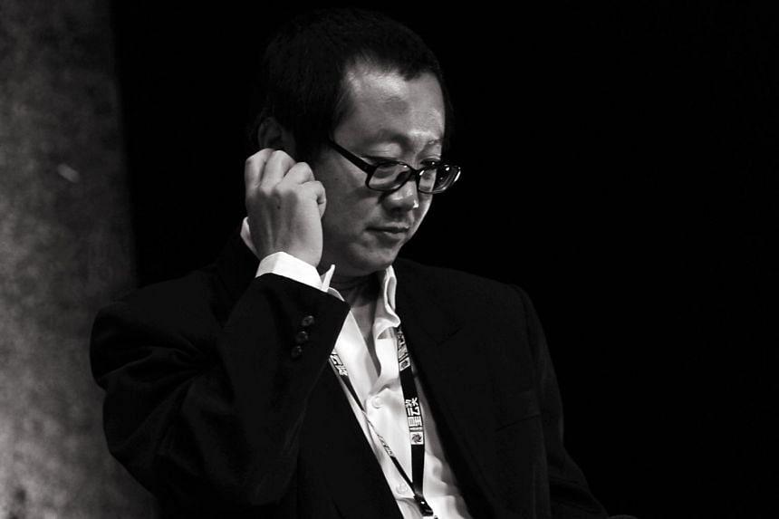 Author Liu Cixin has published more than a dozen novels since the 1990s.