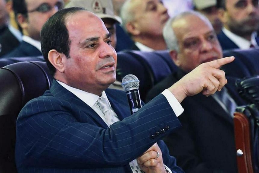 The proposed amendments would extend the presidential term from four to six years while allowing Egypt President Abdel-Fatah el-Sissi to run for two additional terms.