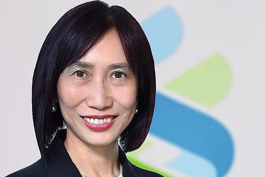 Ms Chow Wan Thonh, who used to head HSBC's global banking in Singapore, succeeds Mr Patrick Lee, who is now StanChart Singapore CEO.