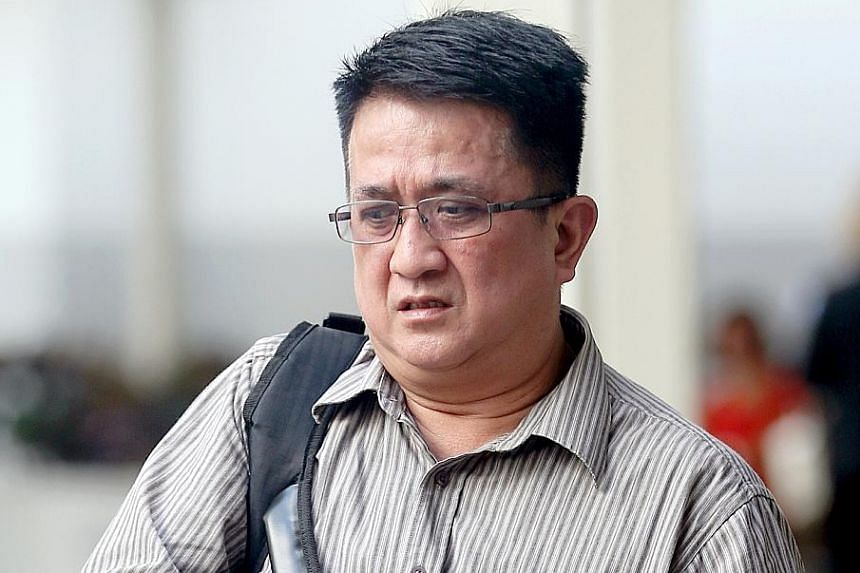Yeo Yong Heng was yesterday sentenced to a jail term of three years and 11 months over 250 charges, including cheating.