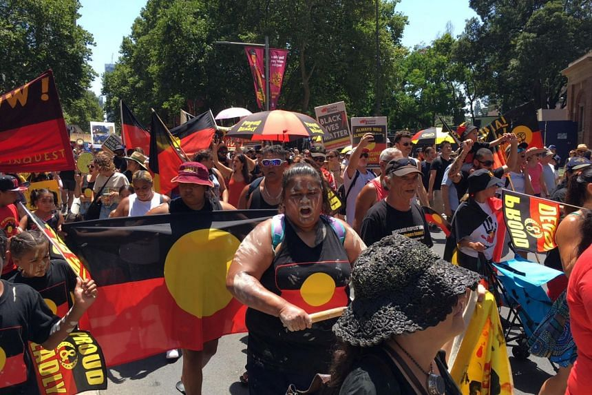 Aboriginal Australians make up about 3 per cent of the total national population of 25 million, but remain the country's most disadvantaged community.