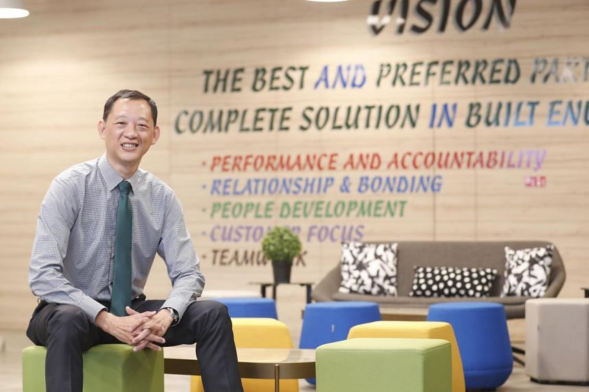 """Anthony Koh, ISOTeam executive director and CEO, said that efforts to adapt the company's strategy in response to changes in the operating landscape """"has paid off""""."""