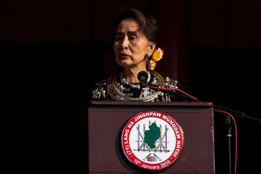 National civilian leader Aung San Suu Kyi is facing a fresh threat from the Arakan Army, a Rakhine rebel group that wants greater autonomy for the state.