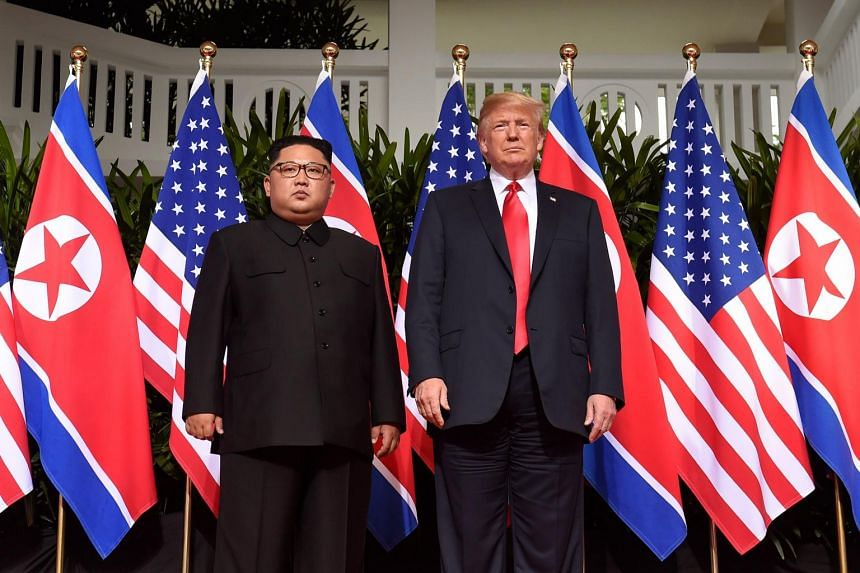 US President Donald Trump and North Korean leader Kim Jong Un are preparing to meet in Vietnam for a second summit in February 2019.