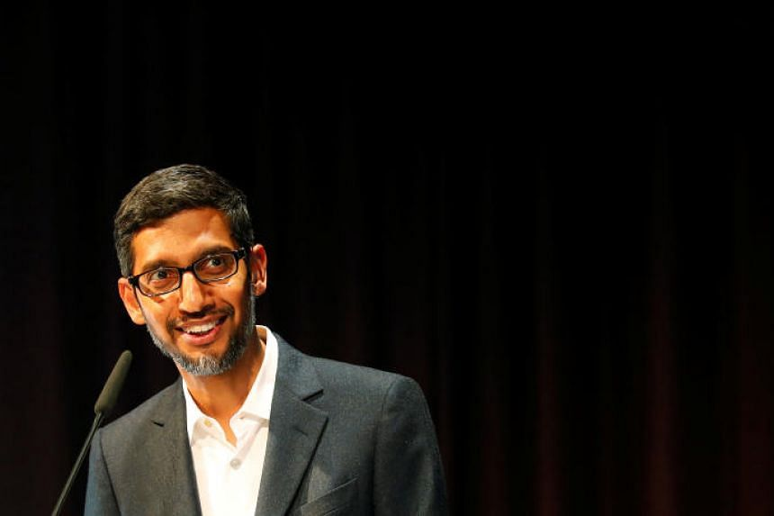 The spending will build on more than US$9 billion in US investments in the past year and should create the potential for tens of thousands of new jobs, according to chief executive Sundar Pichai.