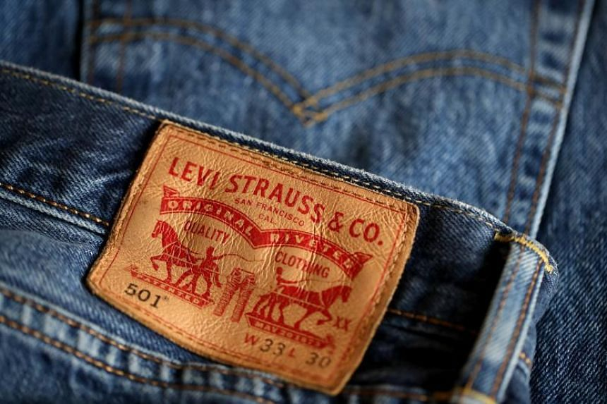 Levi's, one of the world's biggest denim brands and the inventor of blue jeans, faces rapid changes in consumer tastes as people shop for cheaper store brands and athleisure apparel.