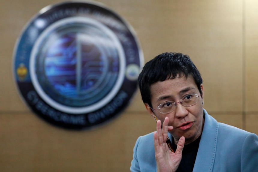 Maria Ressa is one of the Philippines' most prominent journalists and vocal advocate for press freedom.