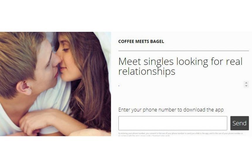 Over 6 Million Coffee Meets Bagel Dating App Accounts Affected By Leak Of User Details Tech News Top Stories The Straits Times