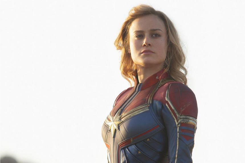 In Captain Marvel, Brie Larson plays Carol Danvers, who becomes one of the universe's most powerful heroes and finds herself at the centre of a galactic war between two alien races.