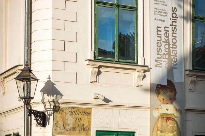 The Museum of Broken Relationships in Zagreb has exerted a strange pull since 2006 on tourists looking for a more offbeat experience.