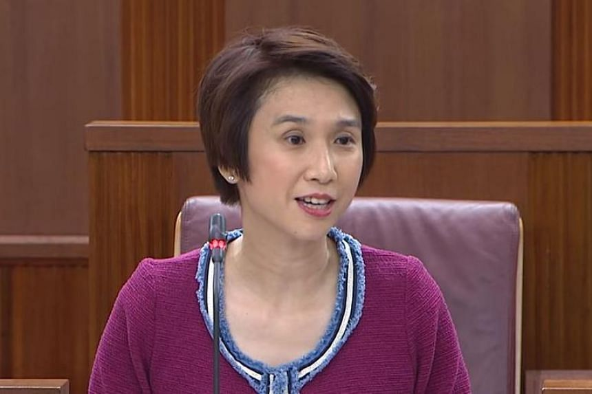 Senior Parliamentary Secretary for Manpower Low Yen Ling cited Smarte Carte as an example of how companies have restructured jobs to better support the employment of older workers.