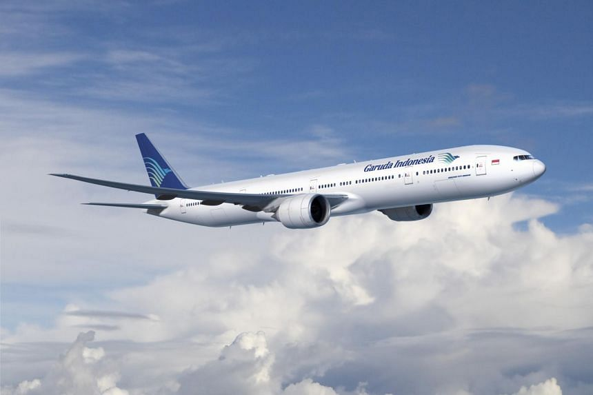 Garuda shares fell 2.7 per cent on the news, underperforming the broader market.