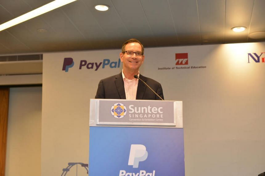 PayPal Pte Ltd CEO David Stock said the programme will help meet demand for talent and assist small and medium-sized enterprises.