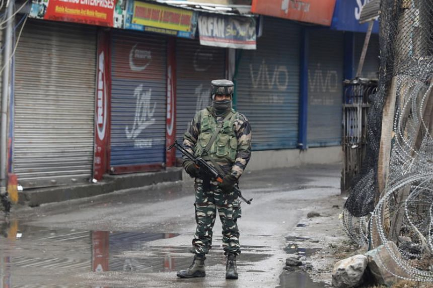 Kashmir has been divided between nuclear-armed Indian and Pakistan since 1947 but is claimed in full by both.