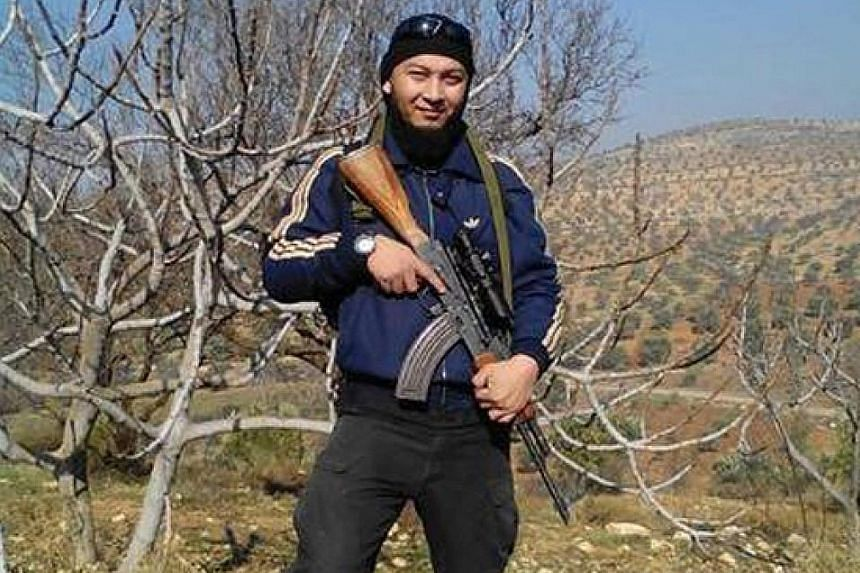Mohamed Kazali Salleh funded Malaysian militant Akel Zainal (above), who fought for the Islamic State in Iraq and Syria. Singaporean businessman Mohamed Kazali Salleh was arrested by the Malaysian police in Johor Baru for his involvement in terrorism
