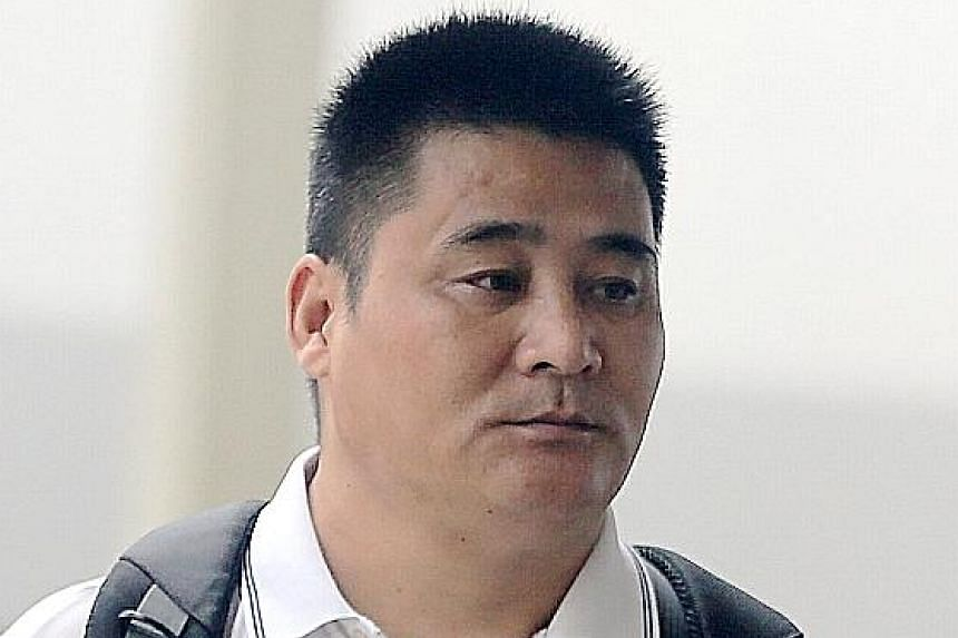 Zhao Yucun, who got over $10,000 in bribes, was jailed for four months and ordered to pay a penalty of $10,863.