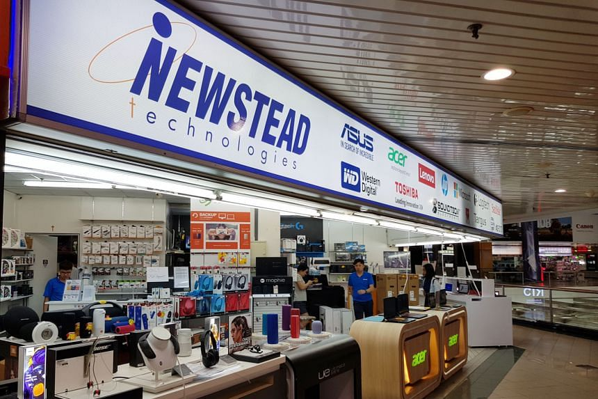Newstead was established in 1998 with its first shops at Sim Lim Square and the old Funan DigitalLife Mall. Its last major move involved setting up at Marina Square Mall in mid-2016 following the closure of the old Funan complex. It will cease all re