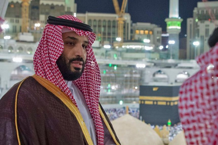 Saudi Arabia's Crown Prince Mohammed Bin Salman is also scheduled to visit China, India and Pakistan.