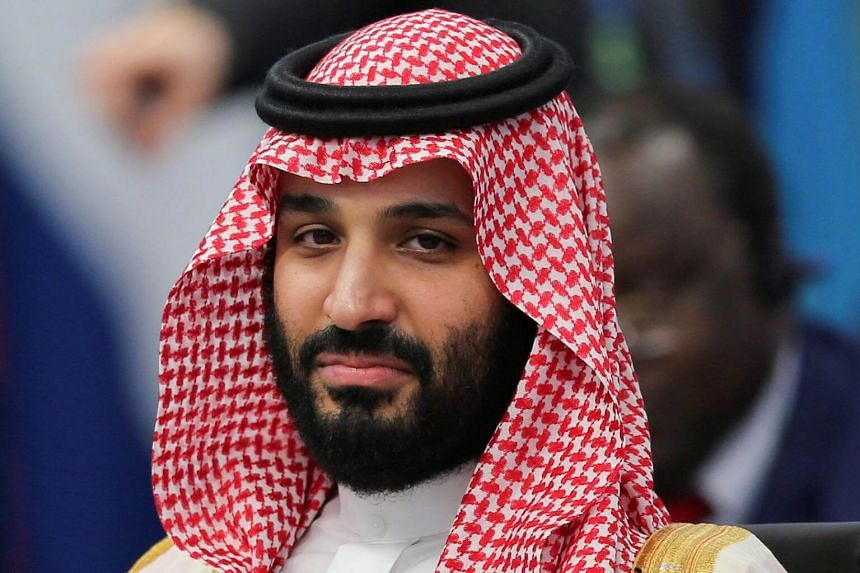 Crown Prince Mohammed bin Salman is expected to land in Islamabad and stay in Pakistan until Monday (Feb 18).