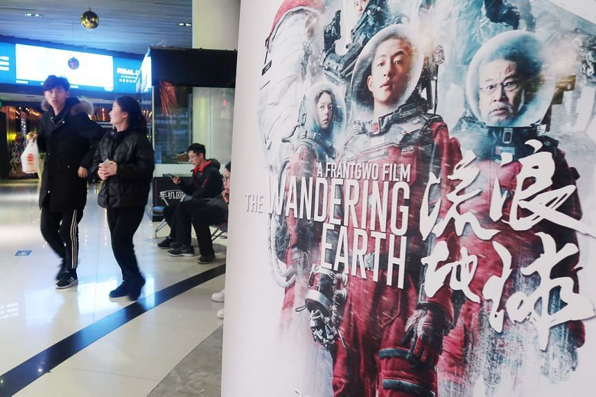 The Wandering Earth earned $633 million in 10 days, making it China's fifth-highest grossing film. Based on a novella by award-winning author Liu Cixin, the movie took four years and $68 million to complete.