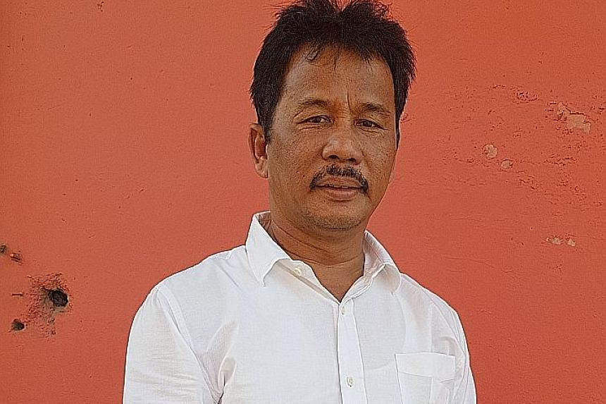 """BP Batam's transitional chief Edy Putra Irawady (above) says the ministries will need three to six months to study the proposal. If President Joko Widodo is re-elected in the April polls, his """"direct approval is expected to come in June""""."""
