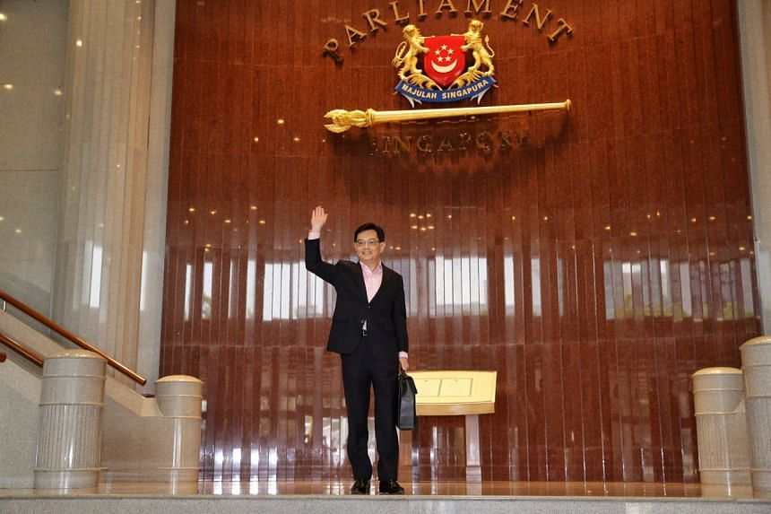 Finance Minister Heng Swee Keat said the Government will invest more, if the need arises, to protect Singapore's sovereignty and Singaporeans' well-being.