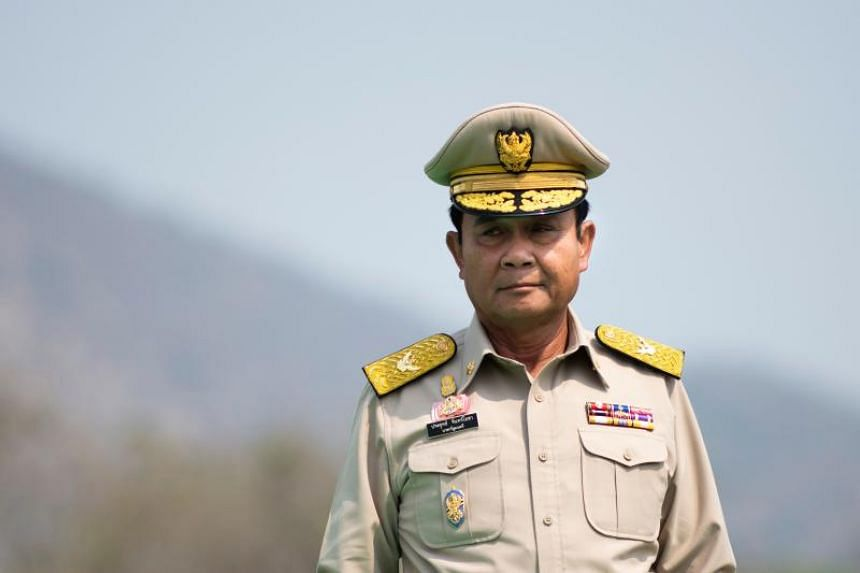 Junta chief Prayut Chan-o-cha justified the increase as necessary to upgrade obsolete gear.