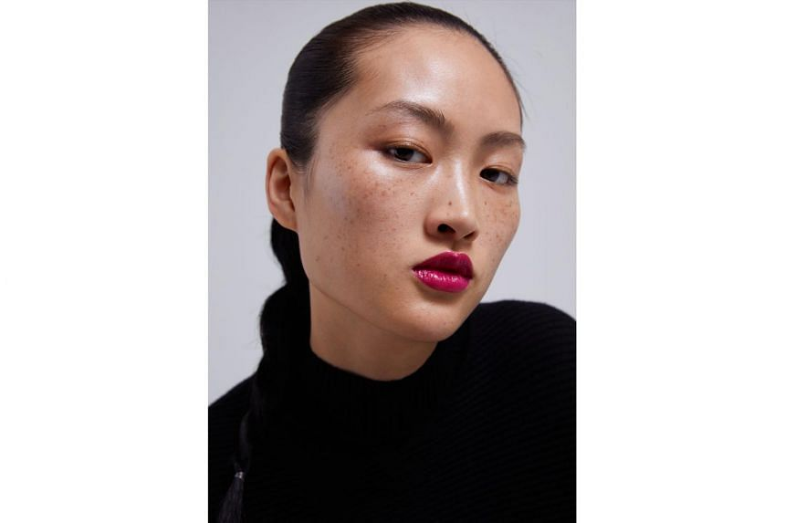 Zara said photos of the model were taken in an all-natural way without any software manipulation, and the reactions might just be differences in aesthetics.