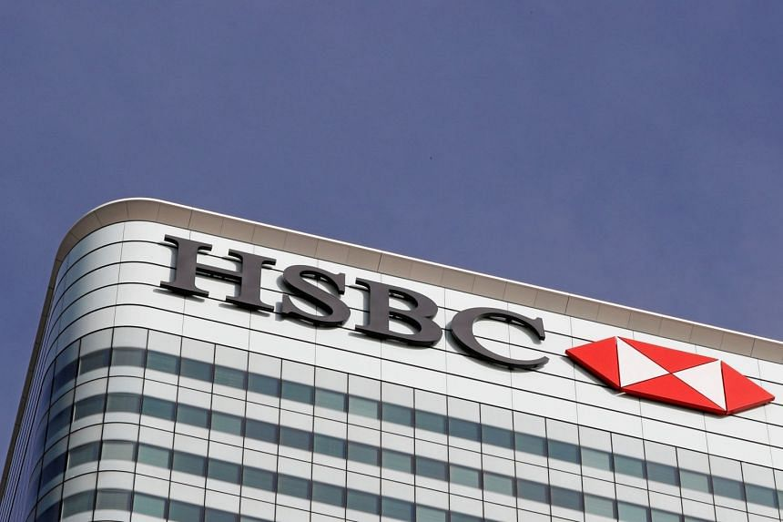 HSBC joins rivals including UBS Group AG in reporting earnings hit by the meltdown in stock markets.