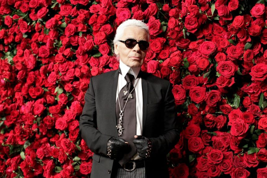 Karl Lagerfeld: The life of a design icon in pictures