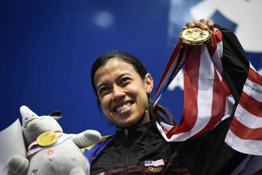 Nicol David, who won the Asian Squash Championship a record nine times and was ranked world No. 1 a total of 112 months, is considered the greatest women's player with 81 Professional Squash Association singles titles.