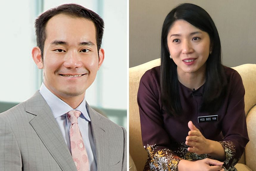 News of Ms Yeo Bee Yin being in a relationship with Mr Lee Yeow Seng broke in December last year.