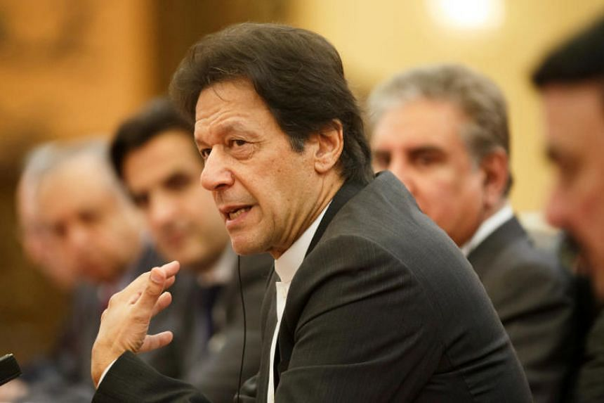Pakistan Prime Minister Imran Khan urged dialogue but also warned of reprisals in a statement on Feb 19, 2019.