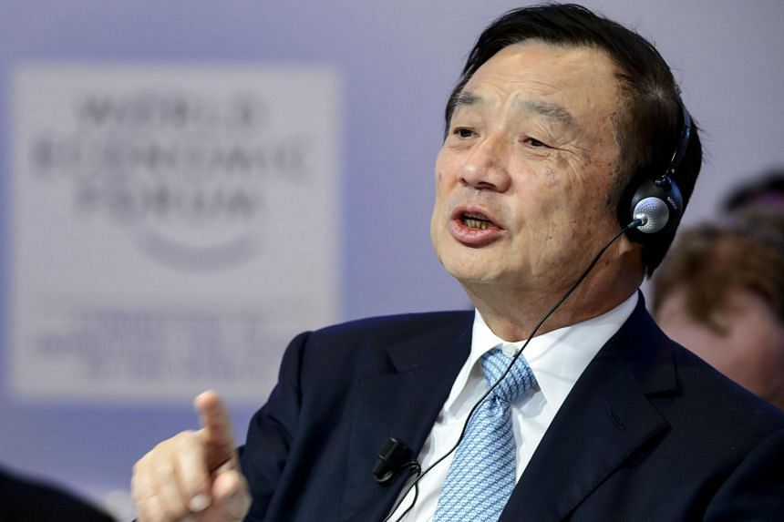 """Huawei founder Ren Zhengfei reiterated that the company will """"never undertake"""" any spying activities."""