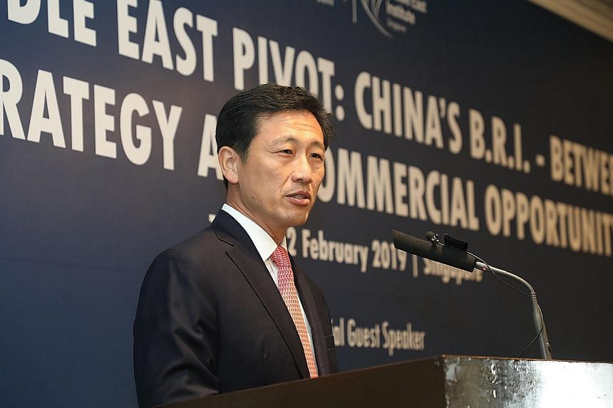 """Education Minister Ong Ye Kung said that to """"blur the lines between education streams"""", MOE has put in place measures such as subject-based banding, where students in Normal streams can take subjects at a higher academic level, and the Polytechnic Fo"""