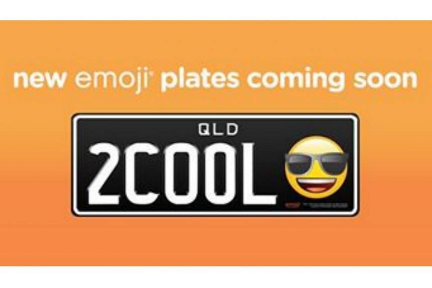 Australia To Become First To Launch Emoji Licence Plates For Cars