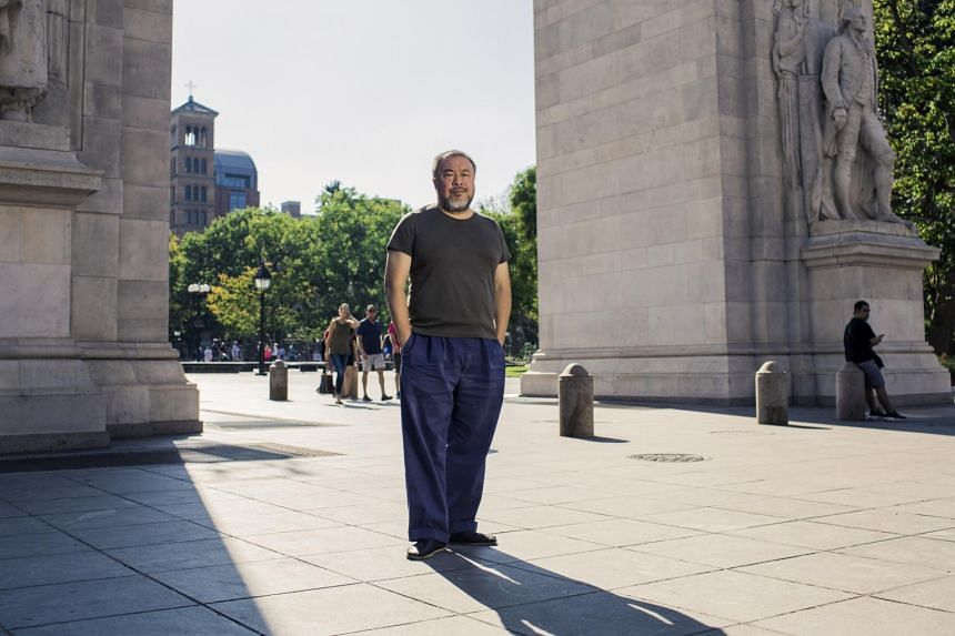 Chinese dissident artist Ai Weiwei, who now lives in Berlin, has long been an outspoken critic of the Chinese government.