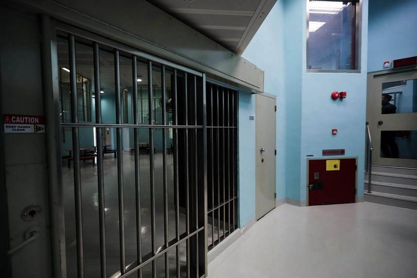 HIV-positive inmates are typically scheduled for medical reviews by the prison's appointed medical service provider Parkway Shenton, which takes place within prison compounds.