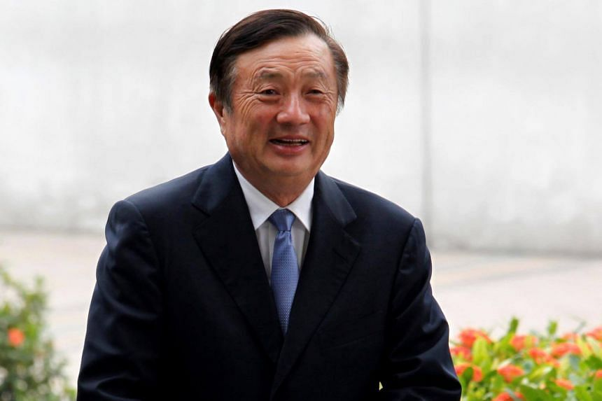Huawei Technologies' founder and chief executive Ren Zhengfei said in an interview that Huawei would not undertake any spying activities.