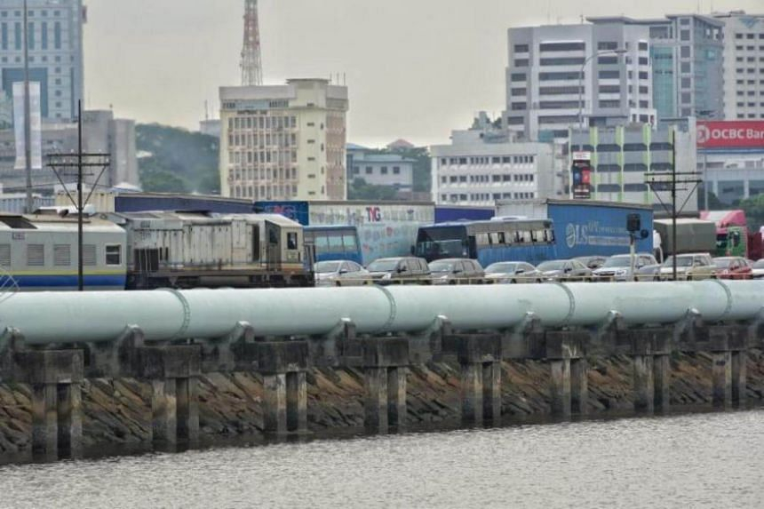 """The water issue resurfaced last year when Dr Mahathir said that the price of raw water sold to Singapore is """"ridiculous"""" and that Malaysia will approach Singapore to renegotiate the terms of the agreement."""