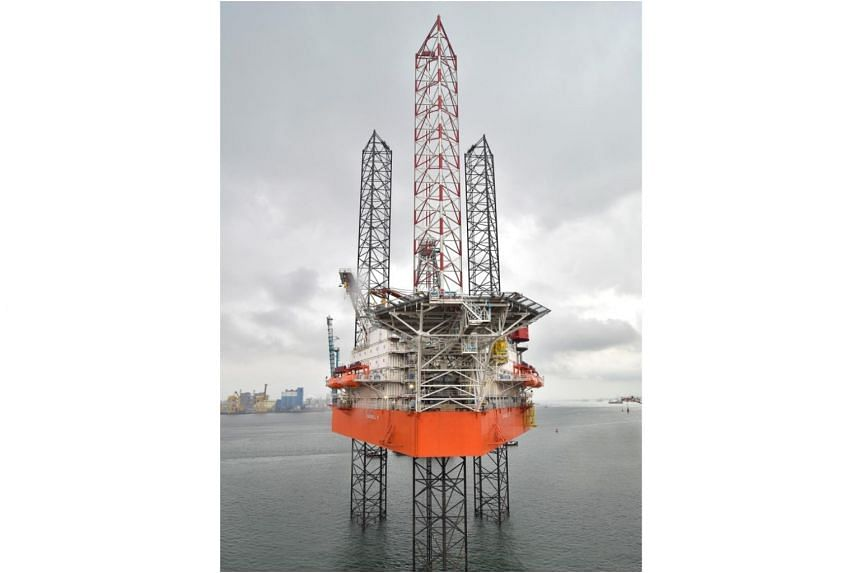 Cantarell IV is the first jackup rig equipped with Keppel's proprietary RigCare digital solutions.