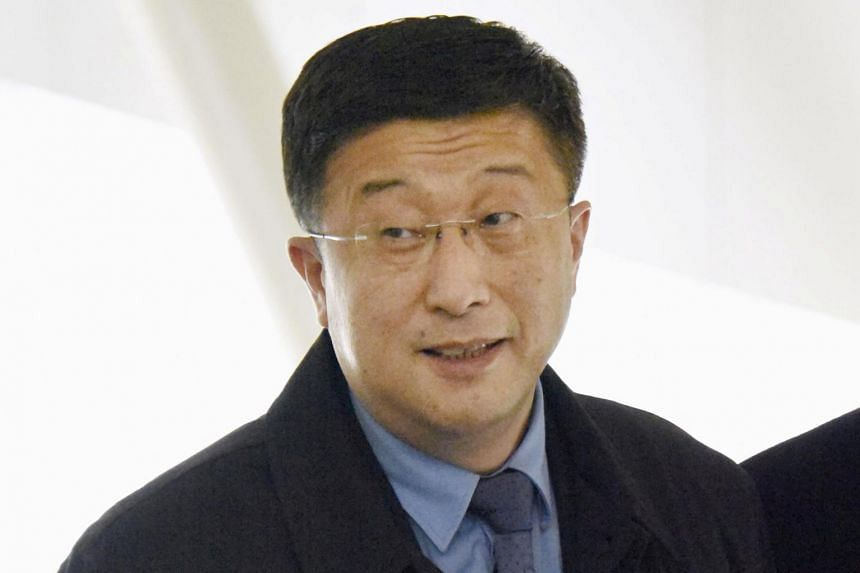 Kim Hyok Chol (above) has been appointed to spearhead working-level talks with US nuclear envoy Stephen Biegun.