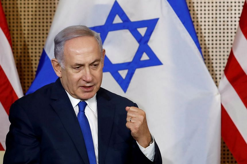 Israeli Prime Minister Benjamin Netanyahu has been in power for the past decade, with his right-wing Likud party at the helm of a parliamentary bloc.