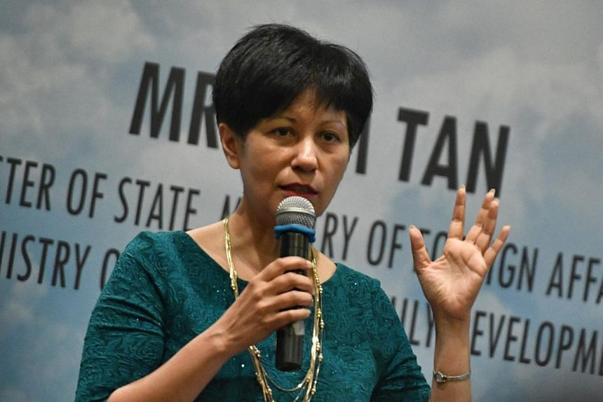 Second Minister for Finance and Education Indranee Rajah highlighted plans to transform businesses through embracing technology and life-long learning.