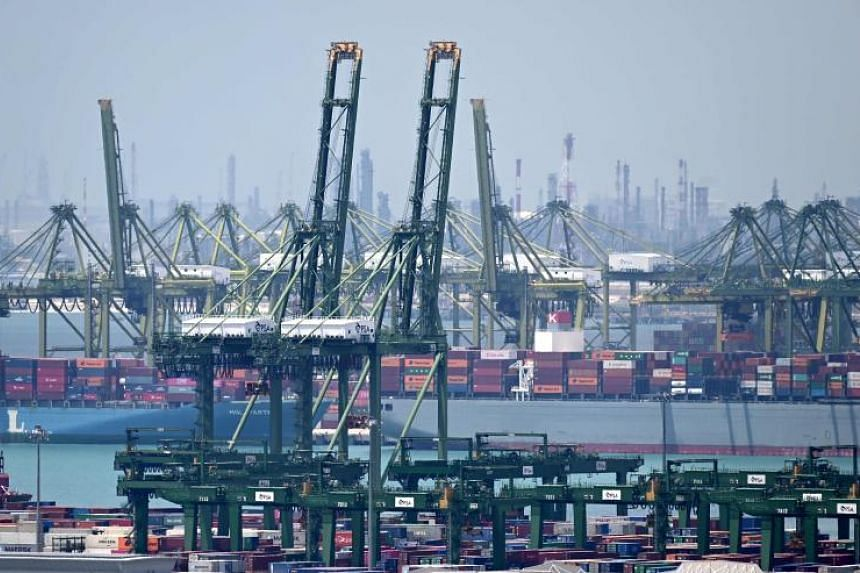 The European Union has also increased its surplus in goods trade with Singapore, which has been growing since 2015, to hit 16 billion euros in 2018, up from 13 billion in 2017.