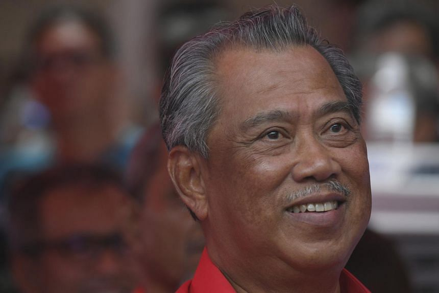 Home Minister Muhyiddin Yassin stopped short of naming the country fugitive businessman Low Taek Jho is said to be residing in at present.